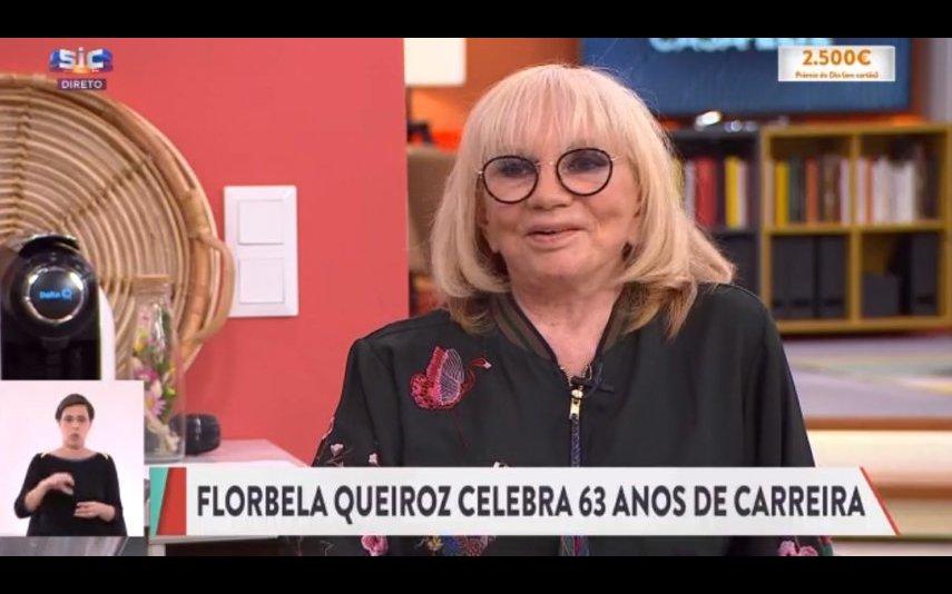 Florbela Queiroz vai voltar aos palcos