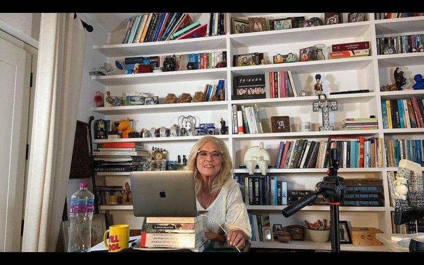 "Teresa Guilherme fala sobre o ""Big Brother"""