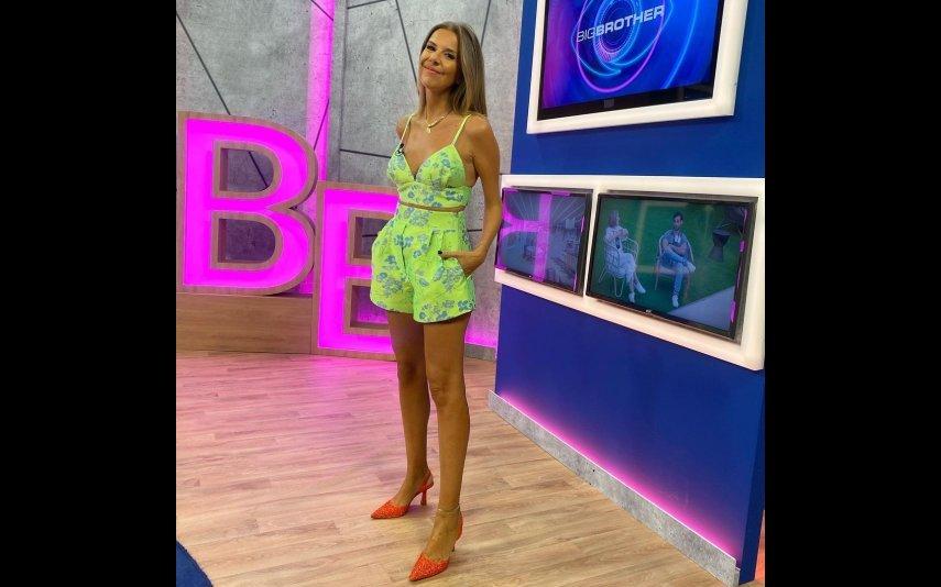 A Pipoca Mais Doce, TVI, Big Brother, comentadora, novo amor, primeira imagem, redes sociais