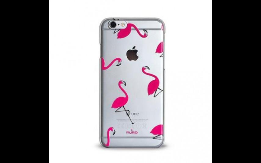Capa de telemóvel com flamingos, Impala Store, 16,90 euros