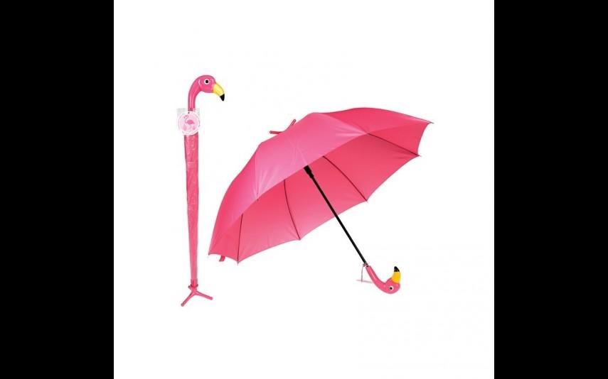 Guarda-chuva Flamingo, Capitão Lisboa, 19,90 euros