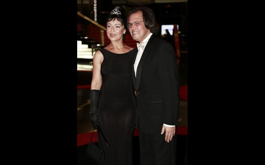 Carla Andrino e Mário Rui