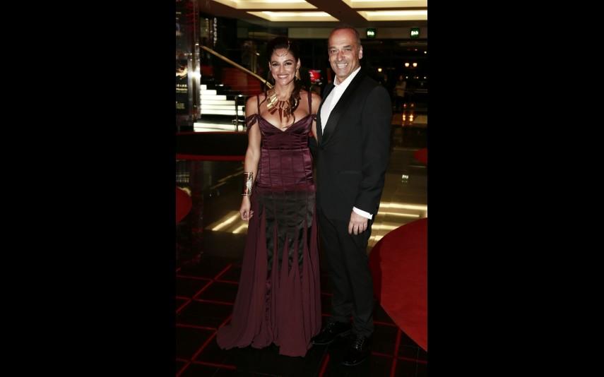 Joana Alvarenga e Heitor Lourenço