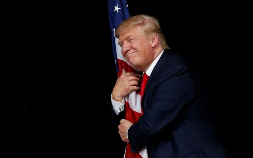 1. Donald Trump