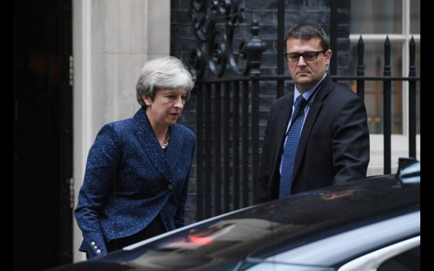 5. Theresa May