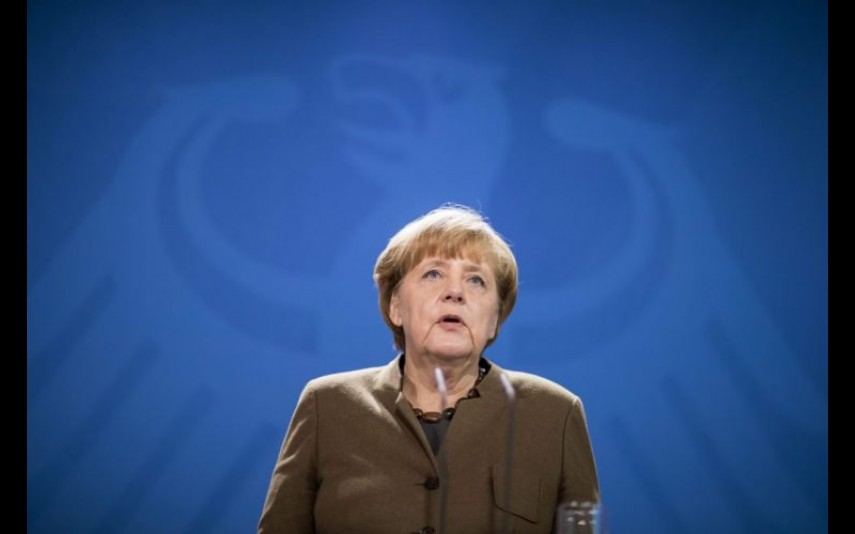 6. Angela Merkel