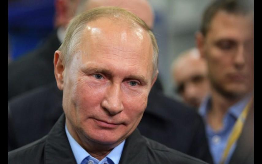 7. Vladimir Putin