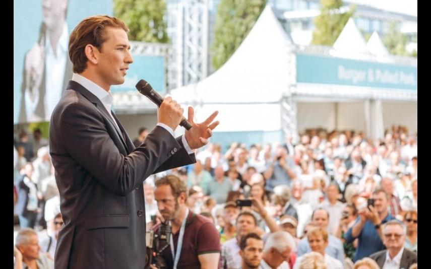 10. Sebastian Kurz