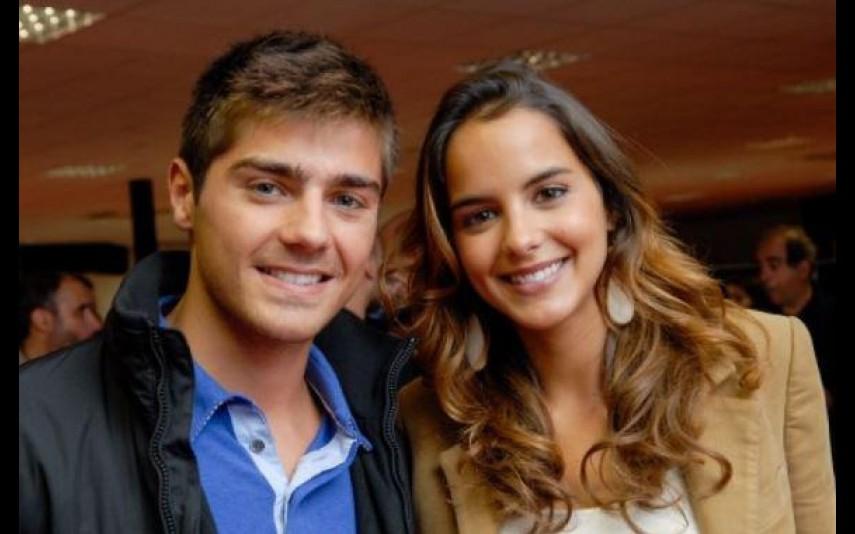 Kelly Bailey e Lourenço Ortigão «apanhados» na primeira entrevista a dois