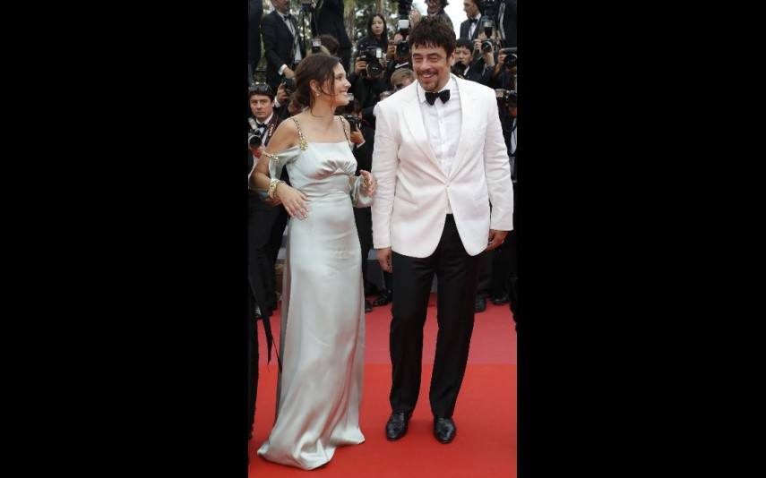 Benicio Del Toro e Virginie Ledoyen