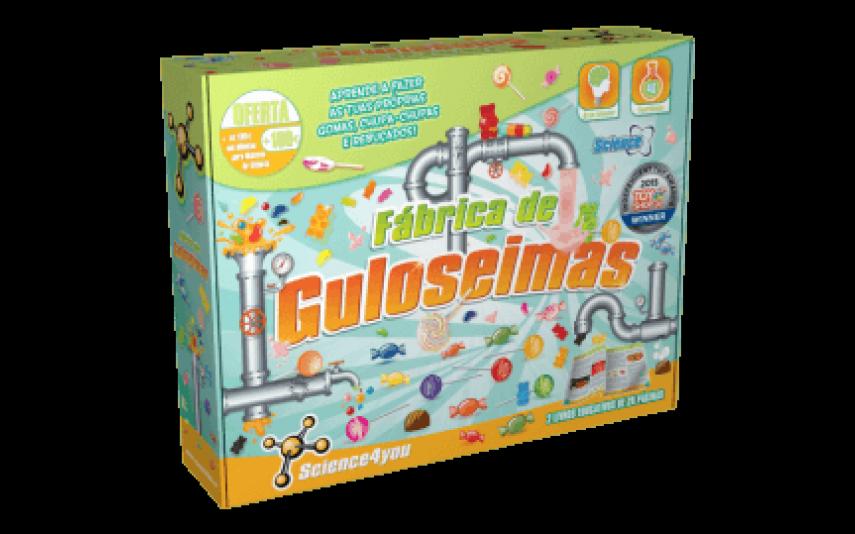 Fábrica de Guloseimas, CienceforYou - 9.99 euros