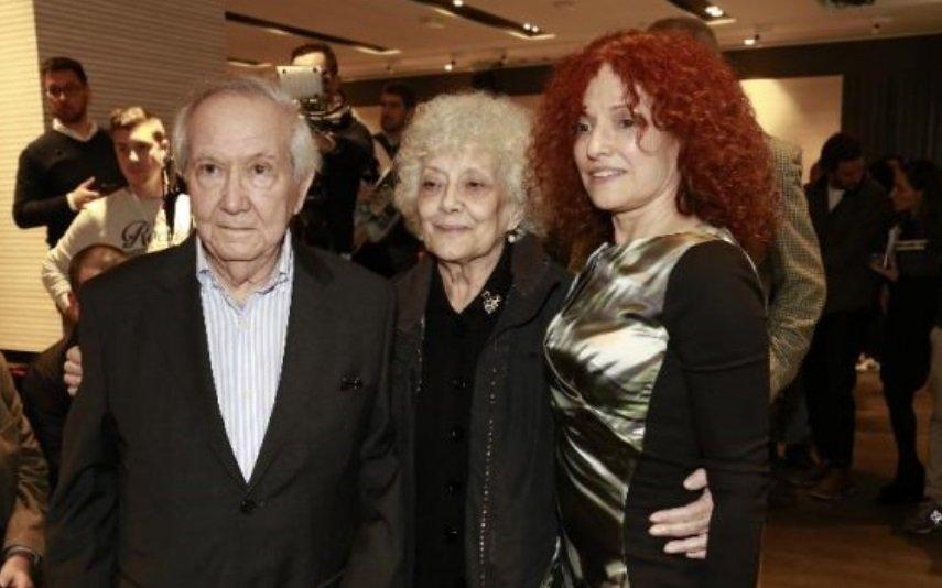 Pais e irmã de Bruno de Carvalho