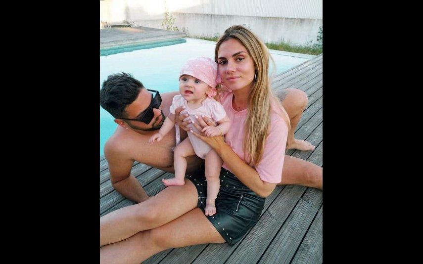 Liliana Filipa, Daniel Gregório e Ariel