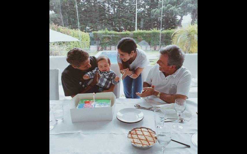 Mia Rose, Miguel Cristovinho e Mateus