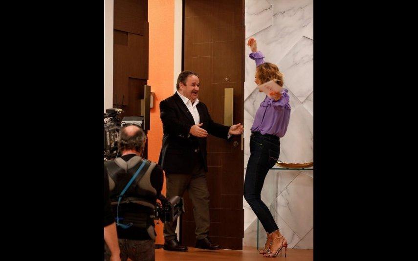 Cristina Ferreira recebe Fernando Mendes na SIC