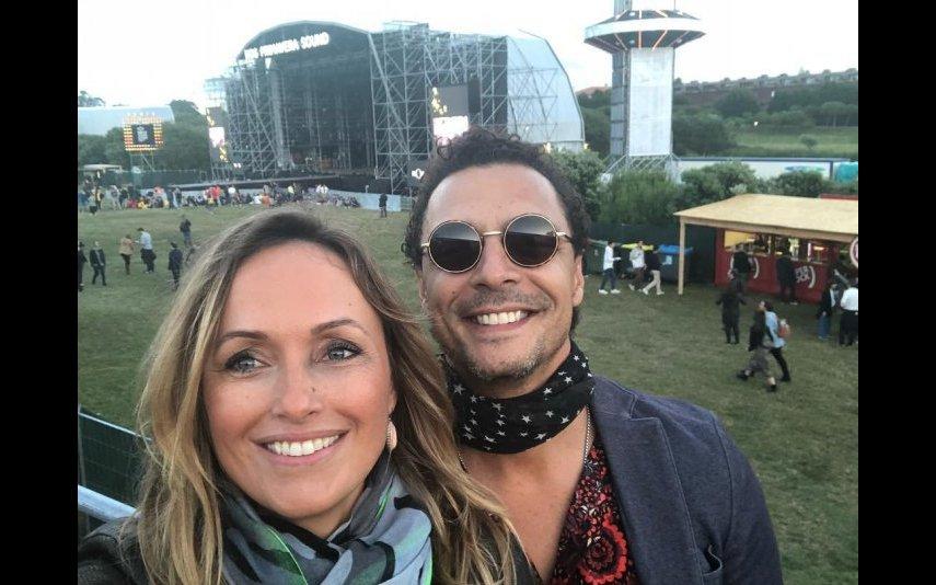 Marisa Cruz e Pedro Hossi estão separados