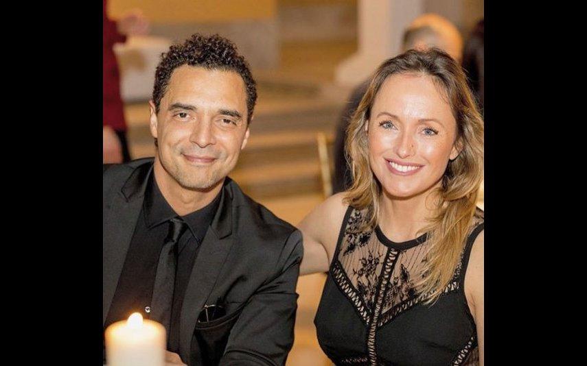 Marisa Cruz e Pedro Hossi