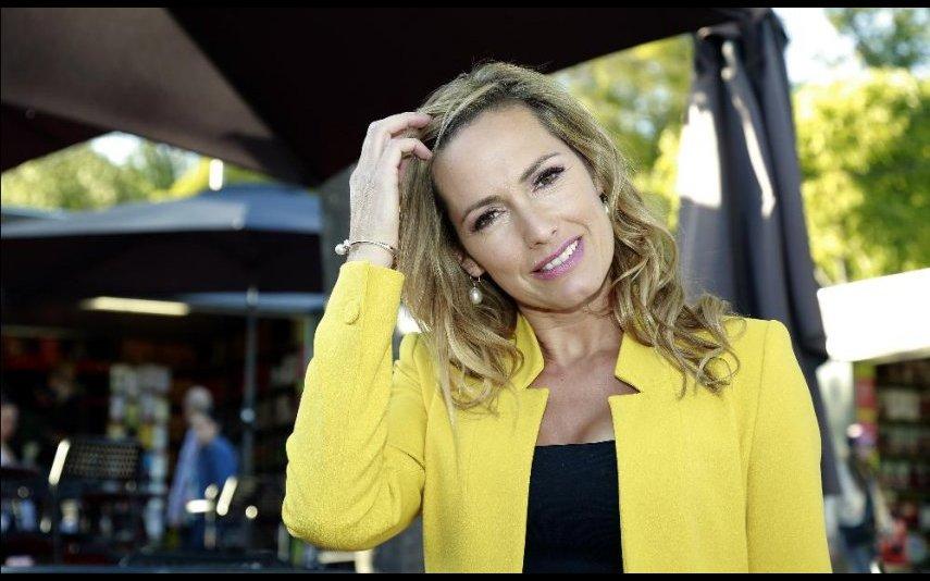 Fernanda Serrano na Feira do Livro