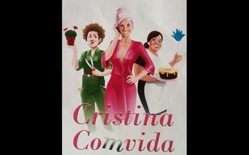 Antes de se chamar O Programa da Cristina, a ideia era chamar-se Cristina coMvida