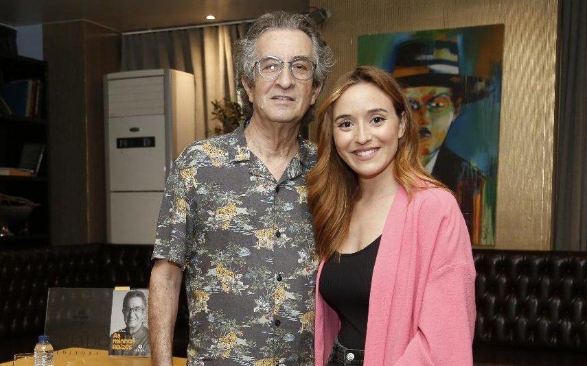 Rosa Bela e Carlos Areia