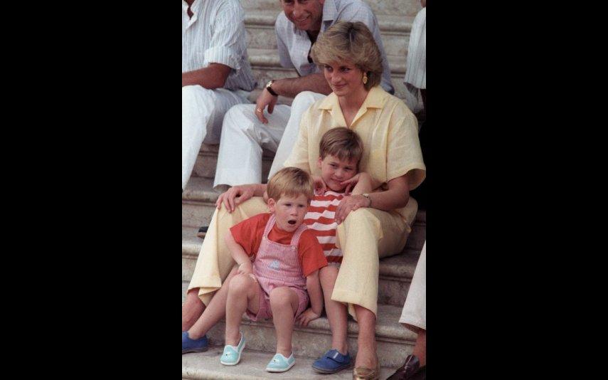 Mãe de William e Harry