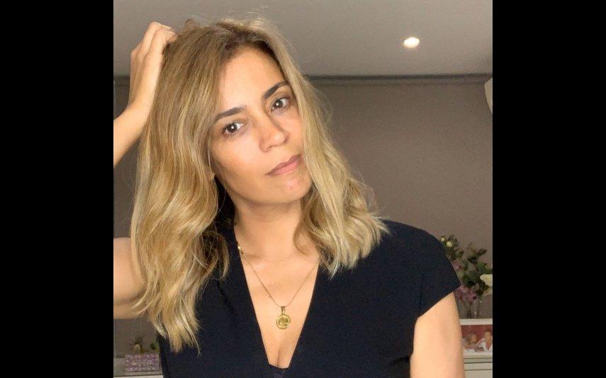 Rita Ferro Rodrigues mudou por completo a cor de cabelo