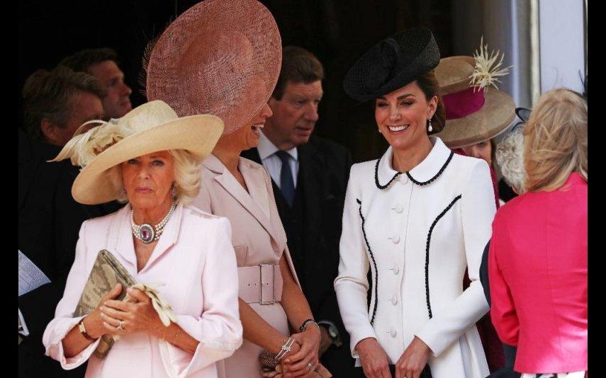 Camilla e Kate Middleton