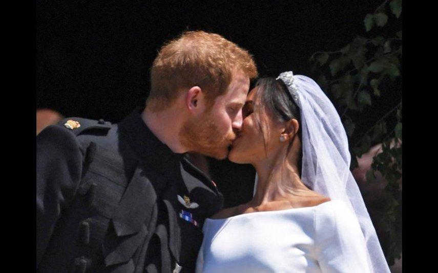Meghan e Harry casam