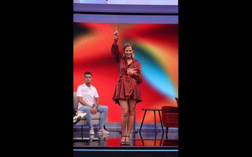 Cristina Ferreira estreou o novo programa às 19h14