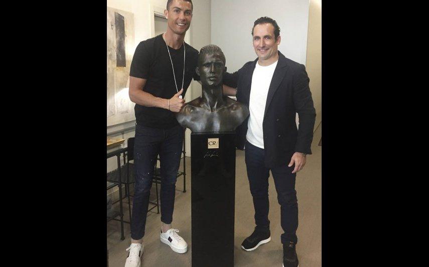 Cristiano com Carlos