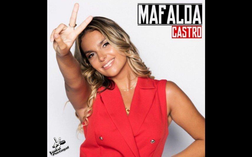 Mafalda Castro continua como repórter V