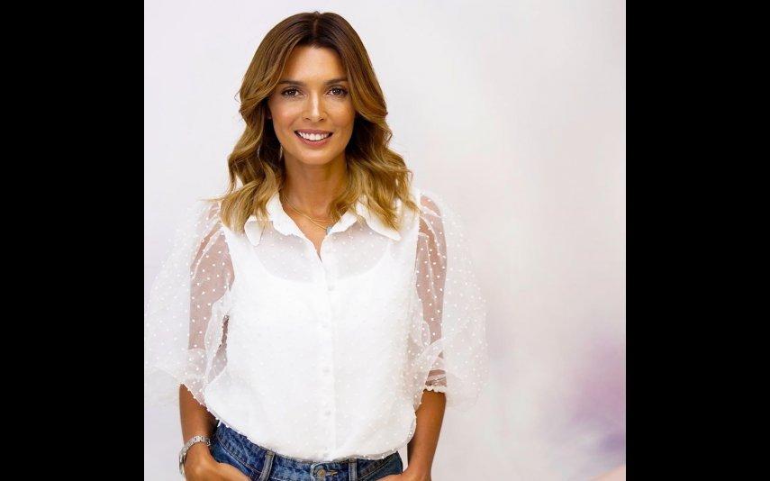 A apresentadora da TVI passou a tarde a ser tratada pelas mãos do cabeleireiro Manuel Novo