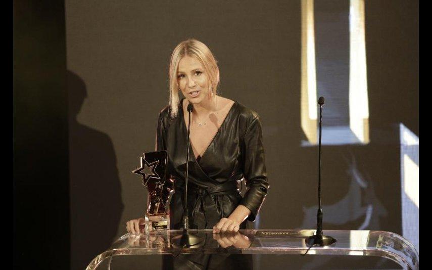 Francisca Gomes recebeu prémio pelo The Voice Portugal