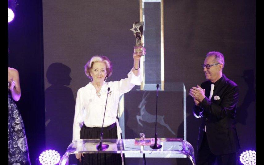 Simone de Oliveira recebeu prémio Carreira e Prestígio