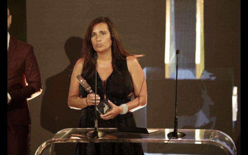 Sofia Peralta recebeu prémio por Portugueses pelo Mundo