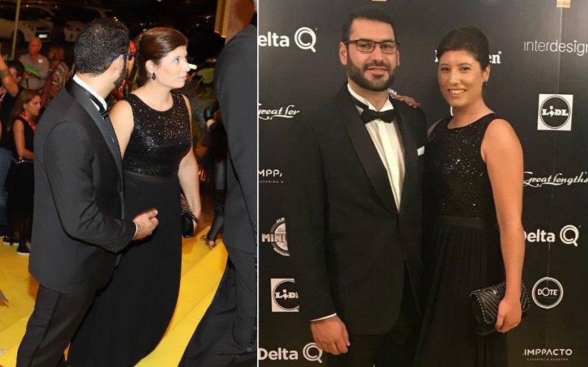 Sónia Bona e José Miguel