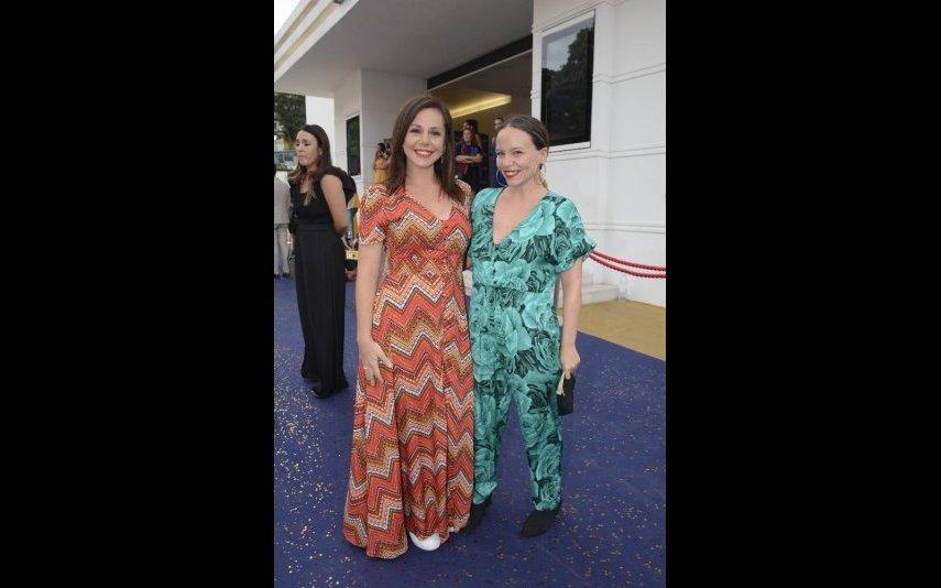 Sara Norte e Cecília Henriques