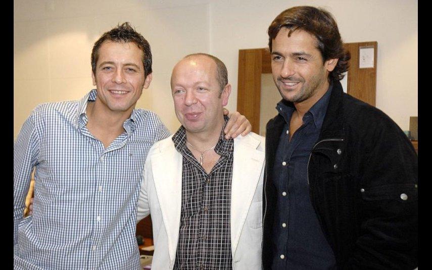 António Pedro Cerdeira, Eduardo Beauté e Gonçalo Diniz