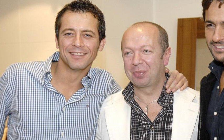 António Pedro Cerdeira e Eduardo Beauté