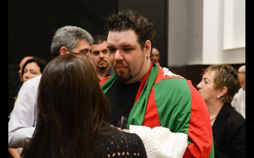 Rodrigo Leal, filho de Roberto Leal