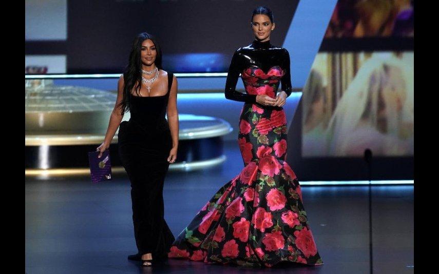 Kim Kardashian e Kendall Jenner