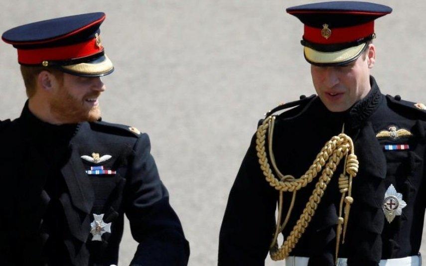 Harry e William
