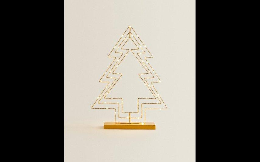 Candeeiro árvore Zara Home - 39.99€
