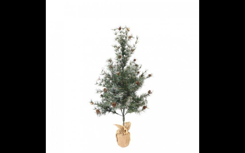 Árvore Natal com Pinhas DE BORLA - 34.99 €