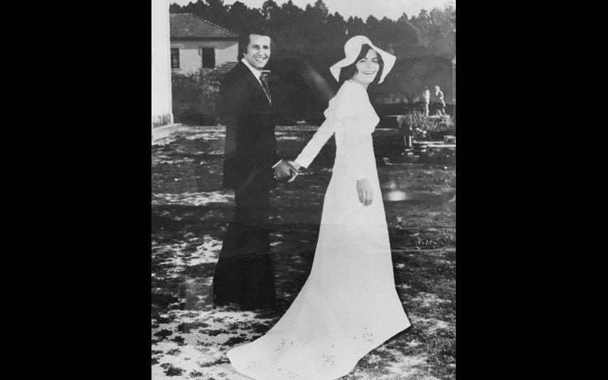 Os pais de Ana Rita Clara
