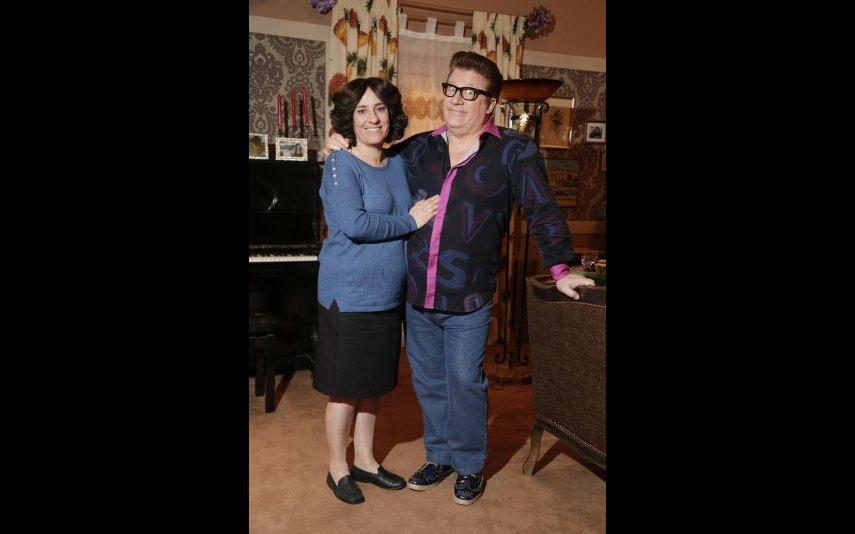 Maria Rueff e Herman