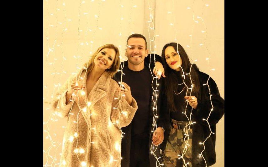 Cristina, Pedro e Rita